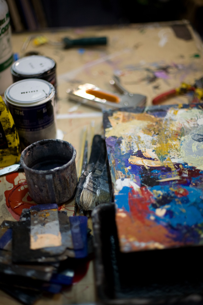 Aurelio Garcia 02 Painter