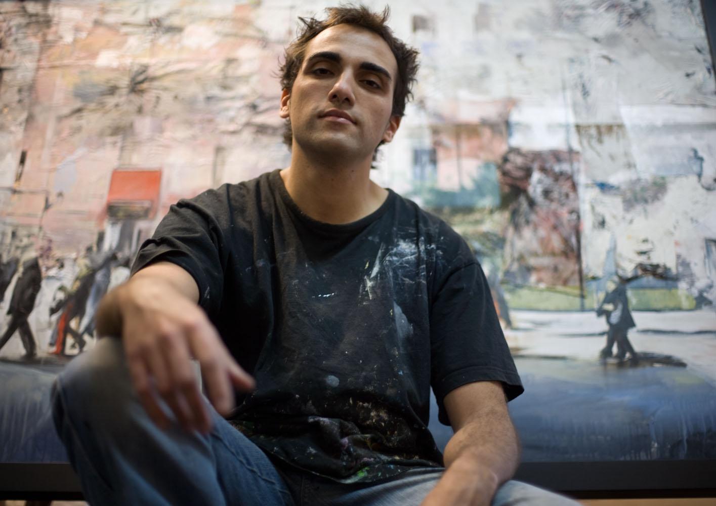 Aurelio Garcia 03 Portrait