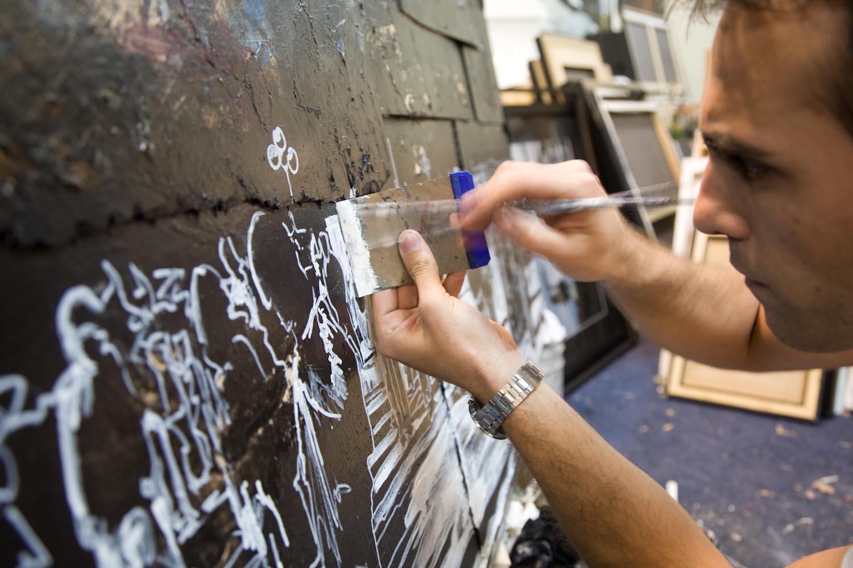 Aurelio Garcia 06 Painter