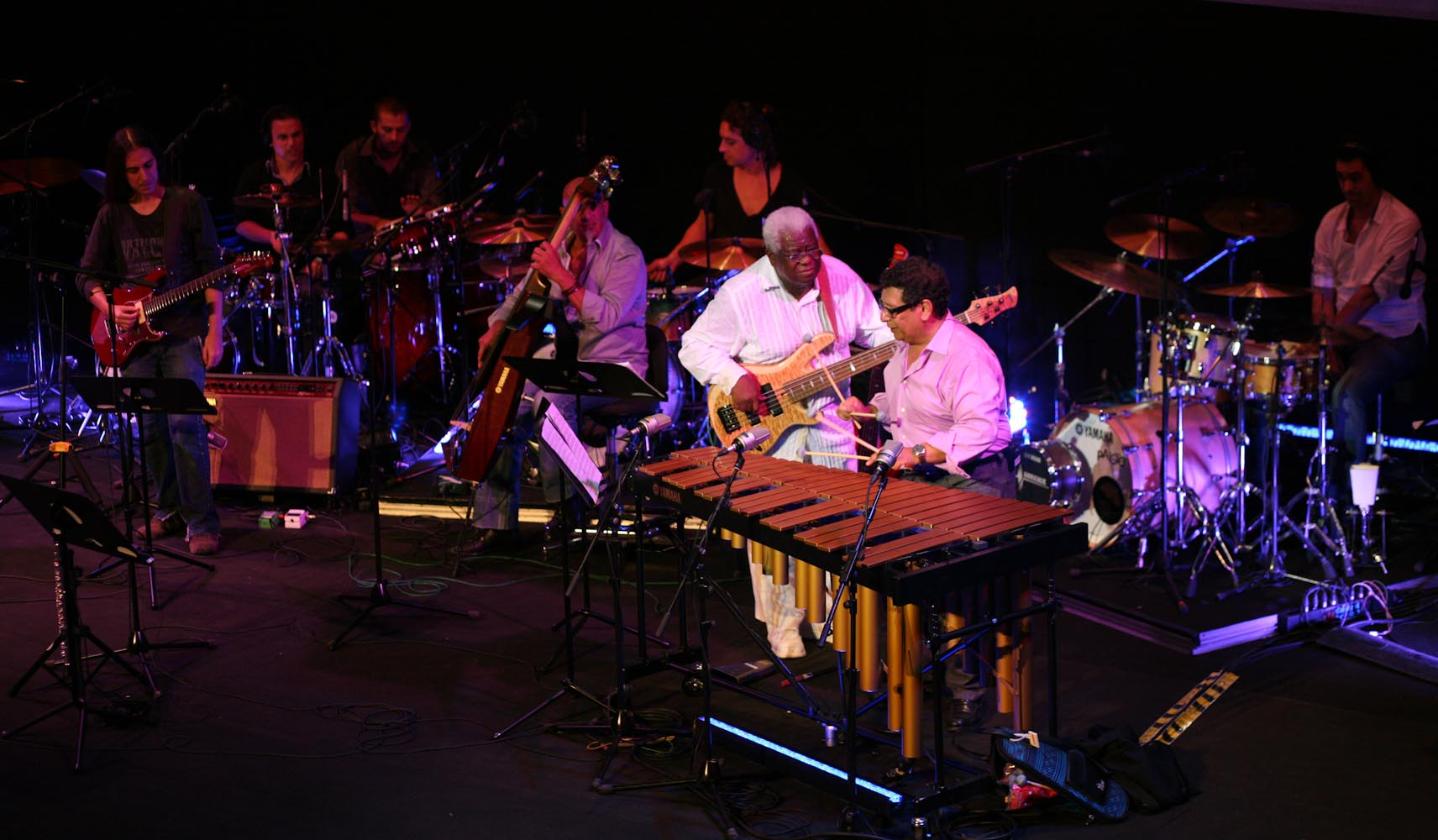 Yamaha All-Stars with Abe Laboriel Berklee College of Music