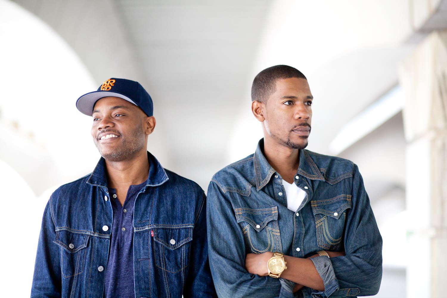 Sean  C & Young Guru Berklee College of Music