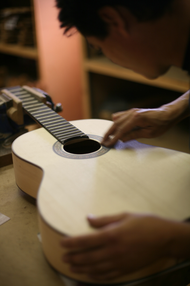 Guitar makers 021