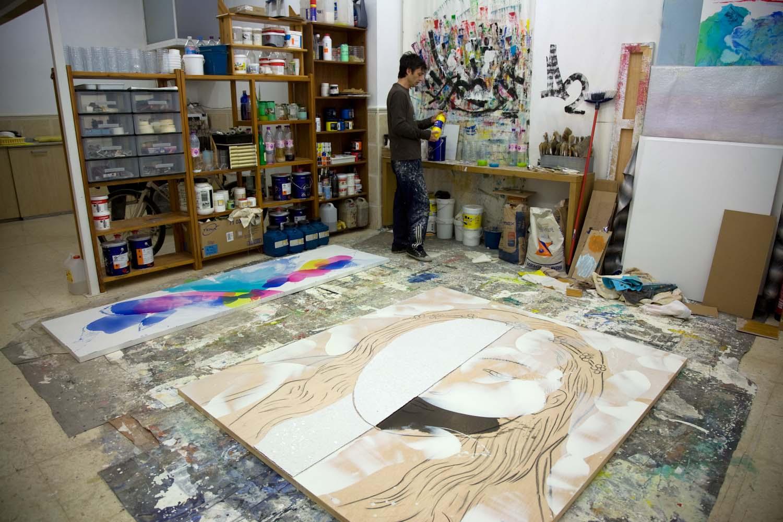 Luis Cebaqueva 06 Painter