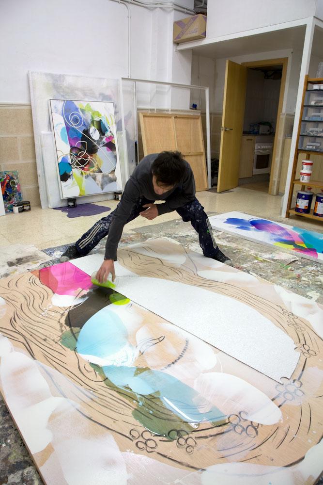 Luis Cebaqueva 07 Painter