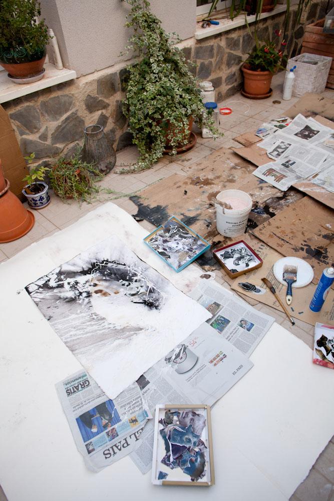 Mercedes Vanderdorpe 07 Painting