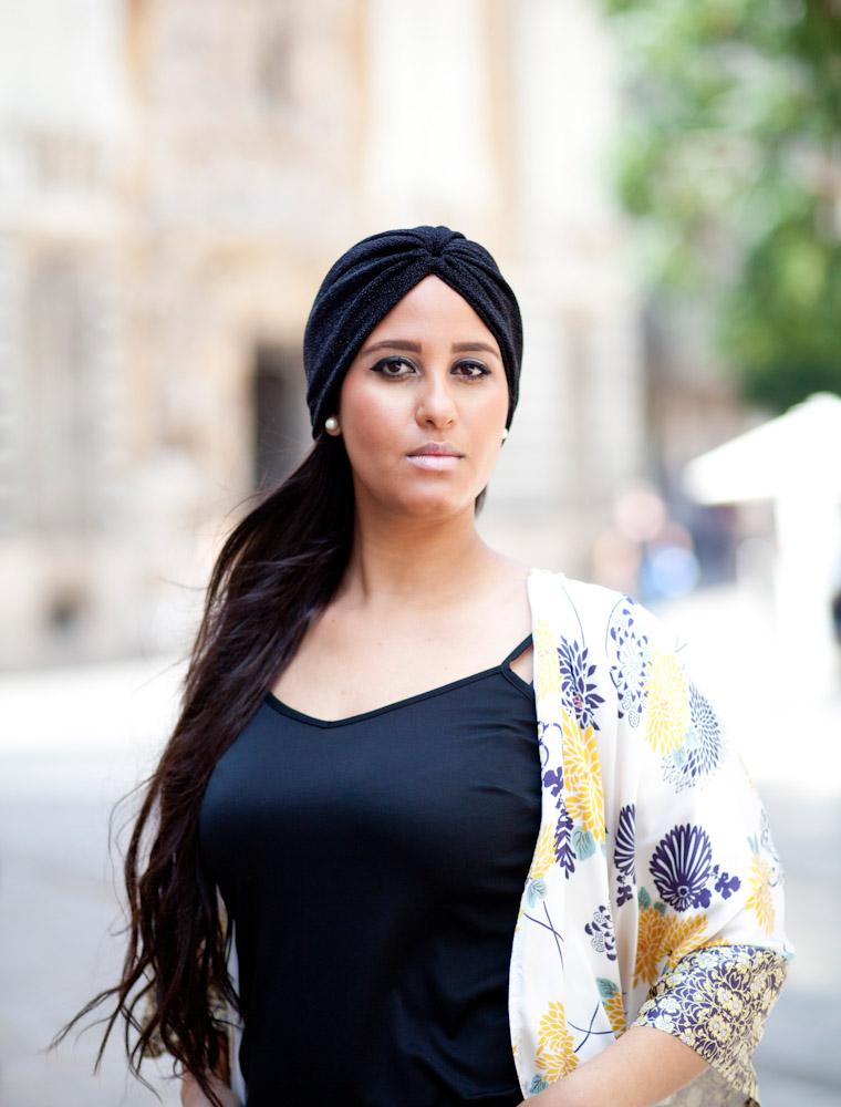 Nadia Zein. Jeune Afrique.